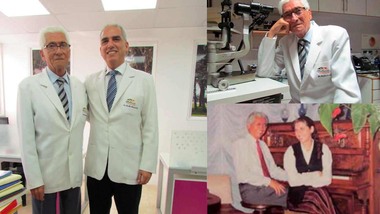 """Entrevista al Dr. Carlos Siverio Zaffirio, Director General de Oftálmica """"Un médico debe desear salud del prójimo, el resto no interesa"""""""
