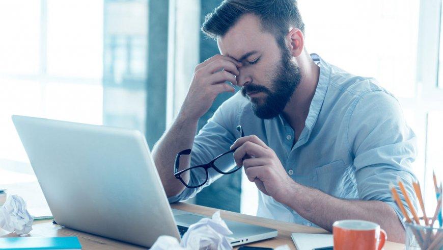 Cinco recomendaciones para proteger tus ojos en la oficina