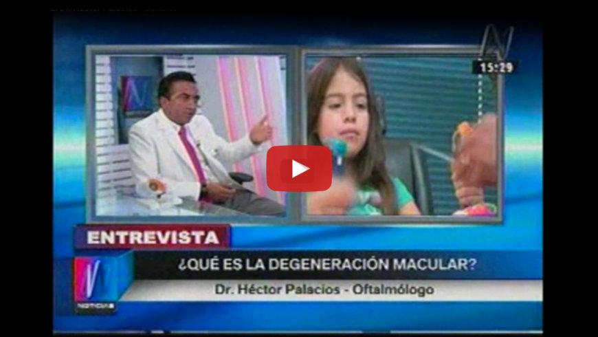 Entrevista al Dr. Héctor Palacios en Canal N