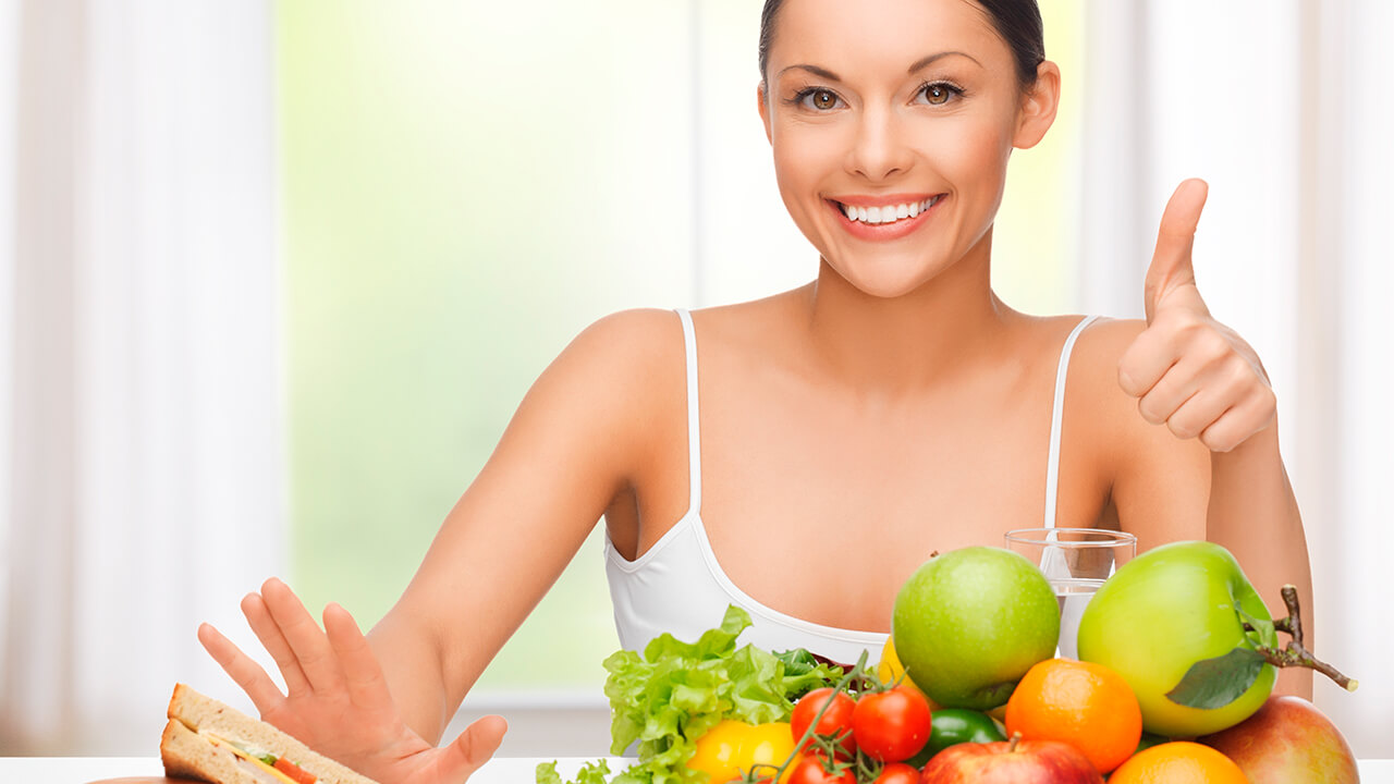 Conoce qué frutas y verduras nos protegen de las enfermedades oculares