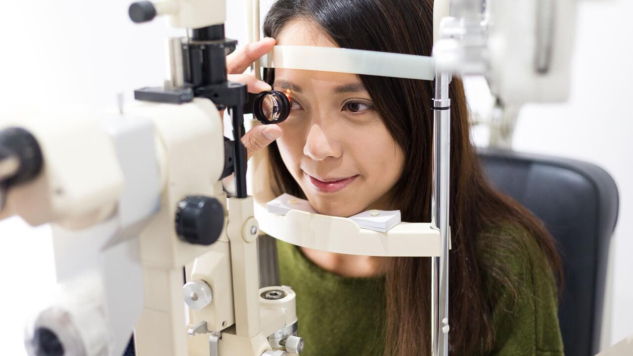 Examen de ojo