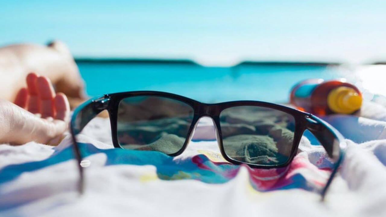 Radiación solar: qué tener en cuenta para elegir los lentes de sol que nos protejan este verano