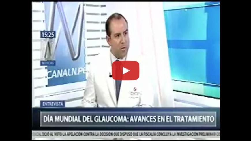 Día Mundial del Glaucoma: avances en el tratamiento con el Dr. Santiago Encinas
