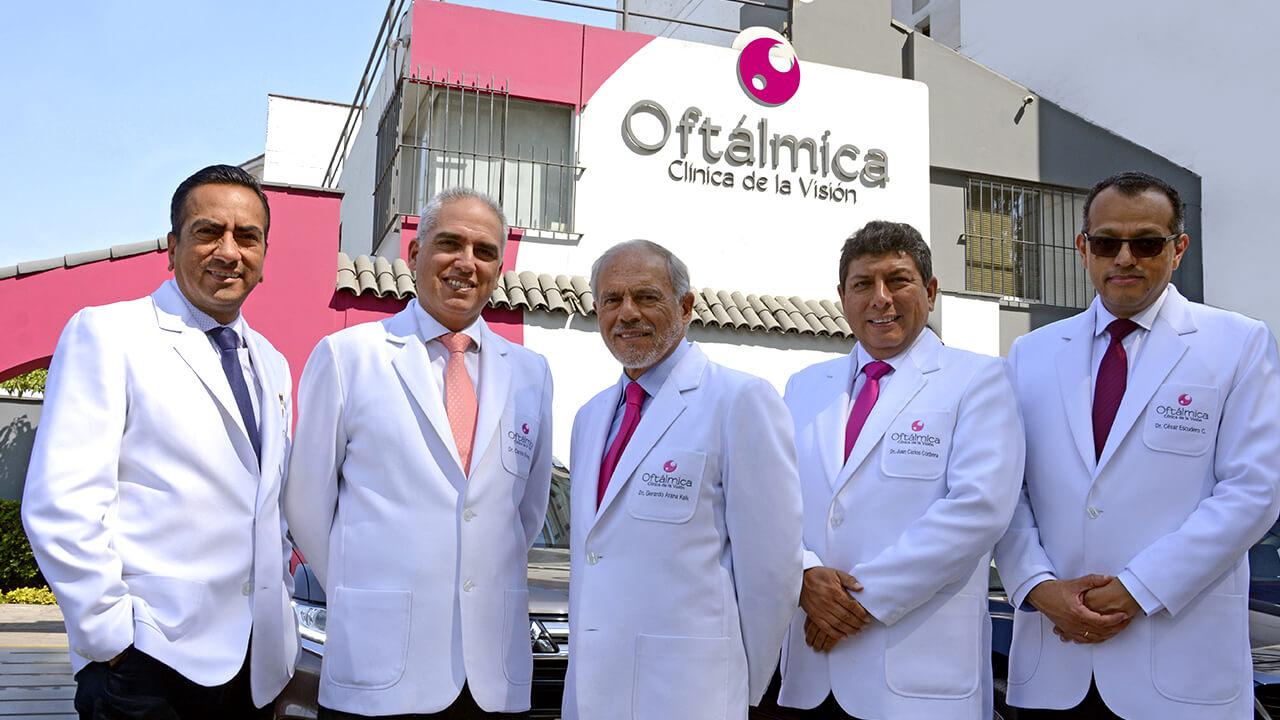 Oftálmica, Clínica de la Visión anuncia desarrollo de investigación en oftalmología