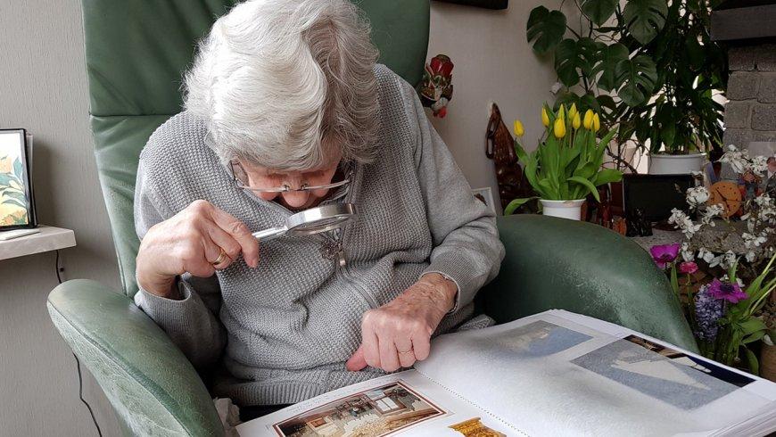 ¿Por qué se producen las enfermedades visuales en el adulto mayor y cuáles son las más recurrentes?