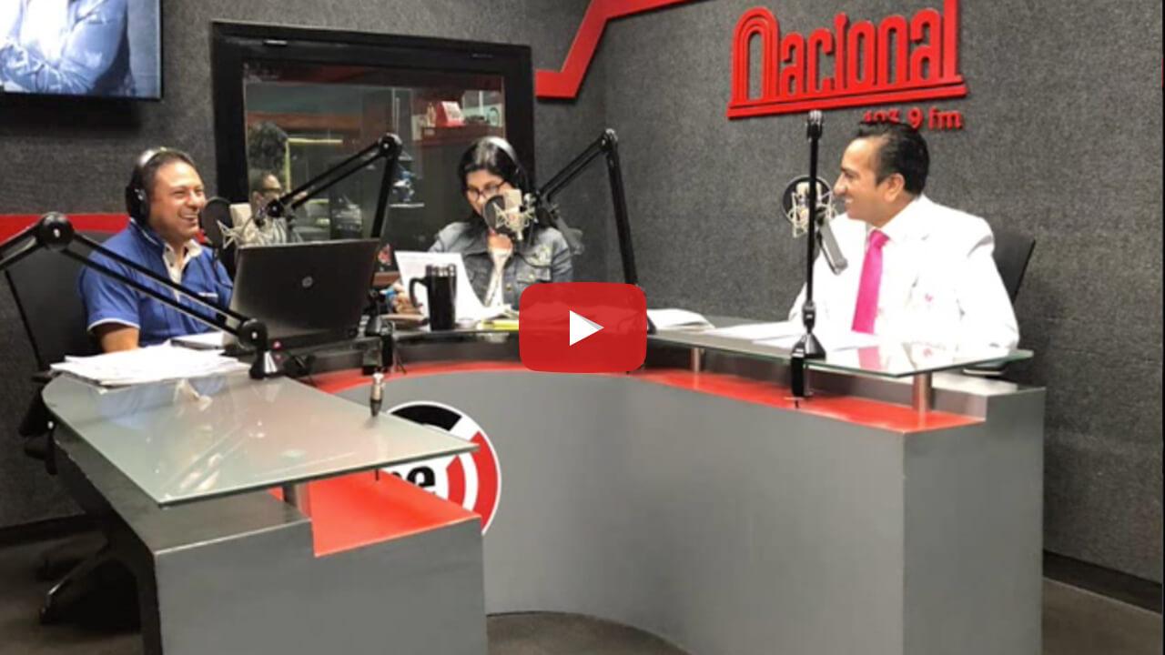 Retinopatía Diabética en Radio Nacional