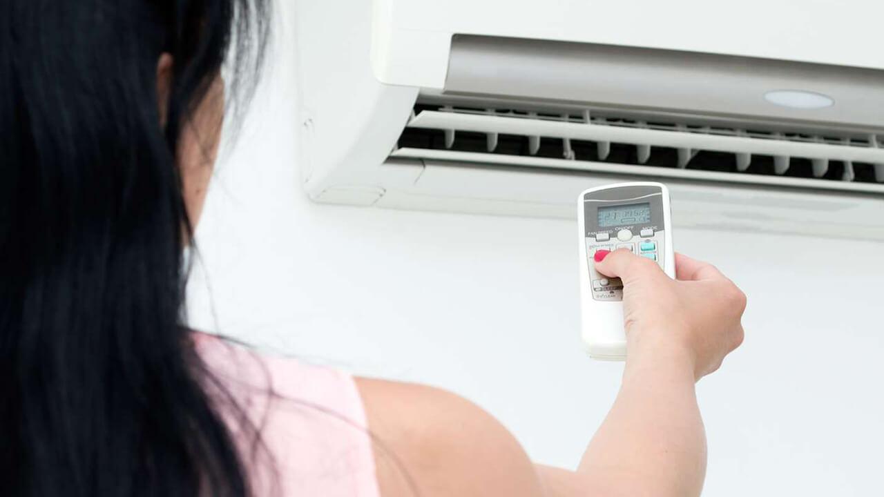 ¿Qué hacer para que los ventiladores y aire acondicionado no afecten nuestra vista?