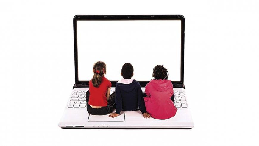 Niños y buena visión