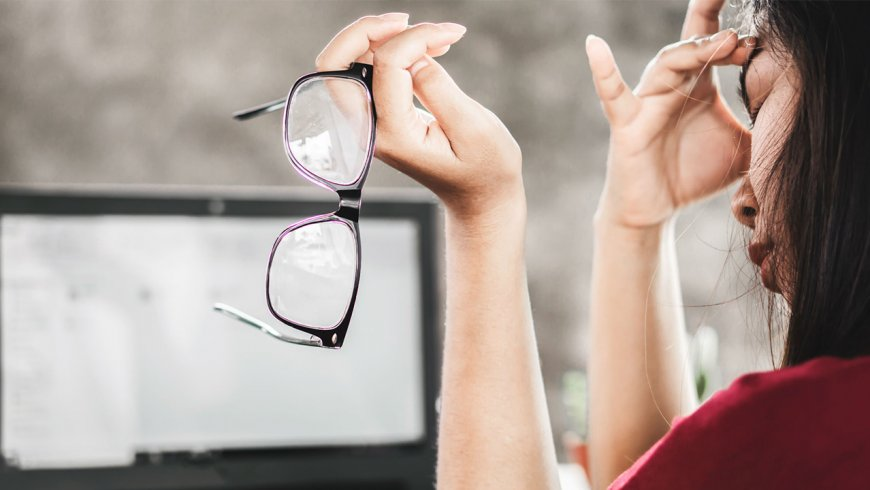 Día Internacional Del Trabajo: ¿cómo cuidar los ojos durante el trabajo remoto?