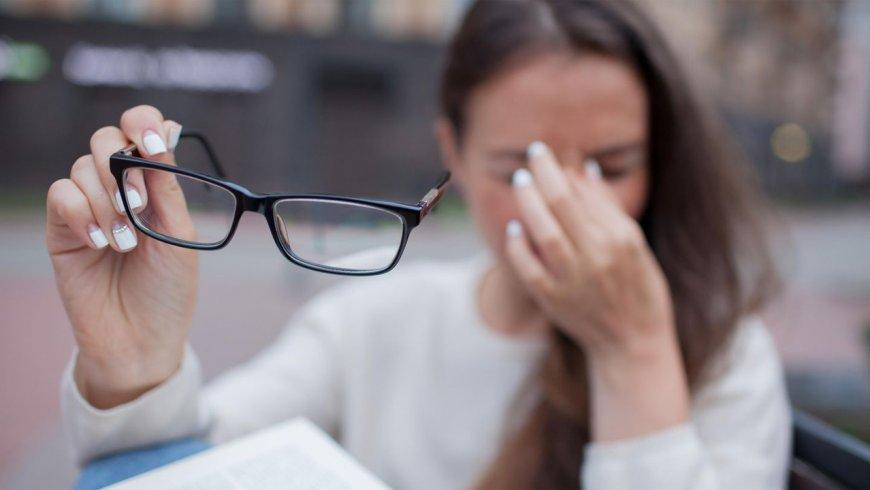 Estrés: conoce las enfermedades oculares que puede generar