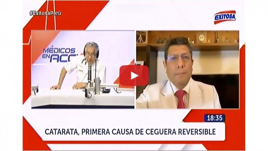 La Catarata en Exitosa TV